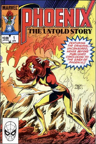 Phoenix: The Untold Story 1-A by Marvel