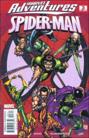 Marvel Adventures Spider-Man (2005) 3-A by Marvel