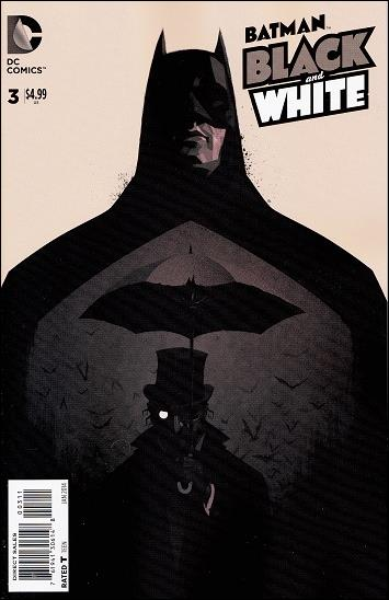 Batman Black and White (2013) 3-A by DC