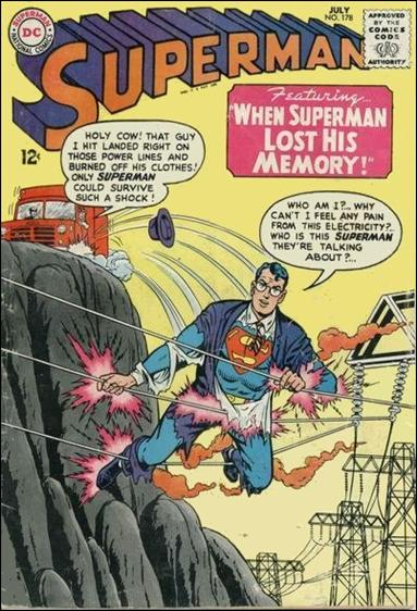 Superman (1939) 178-A by DC
