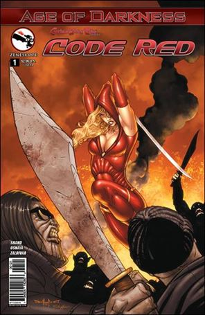 Grimm Fairy Tales Presents Code Red 1-B