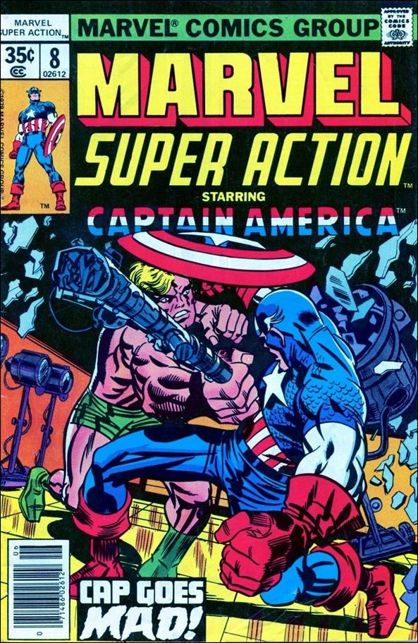 Marvel Super Action (1977) 8-A by Marvel