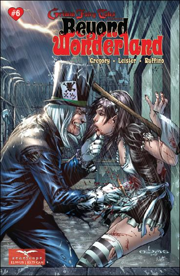 Beyond Wonderland 6-A by Zenescope Entertainment