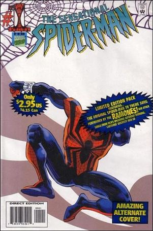 Sensational Spider-Man (1996) 1-B
