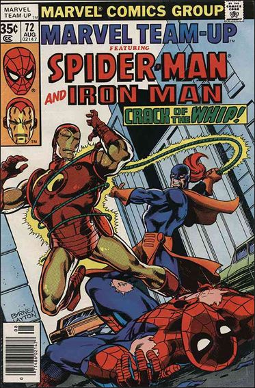Marvel Team-Up (1972) 72-A by Marvel