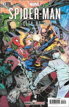 Spider-Man: City at War 4-B
