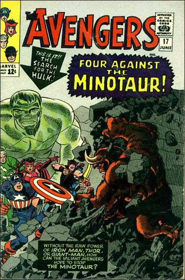 Avengers (1963) 17-A by Marvel