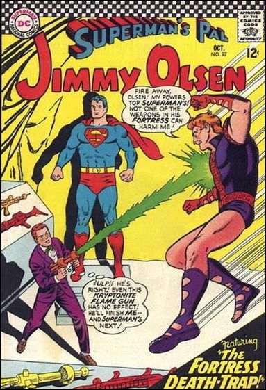 Superman's Pal Jimmy Olsen 97-A by DC