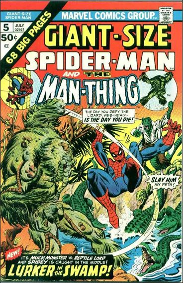 Giant-Size Spider-Man (1974) 5-A by Marvel