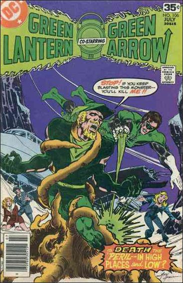 Green Lantern (1960) 106-A by DC