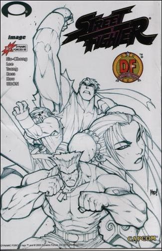 Street Fighter (2003) 0-E by Udon