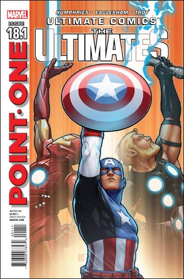Ultimate Comics Ultimates 18.1-A by Marvel