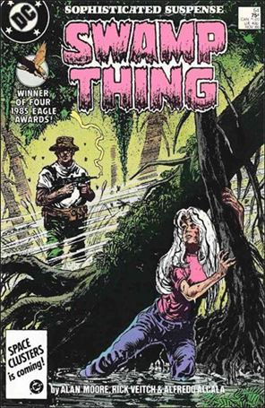 Swamp Thing (1986) 54-A