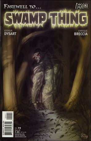 Swamp Thing (2004) 29-A
