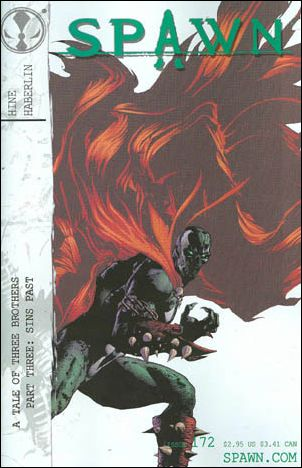 Spawn 172-A by Image