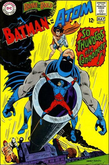Brave and the Bold (1955) 77-A by DC