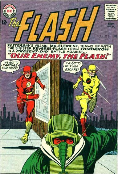 Flash (1959) 147-A by DC