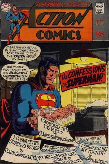 Action Comics (1938) 380-A by DC