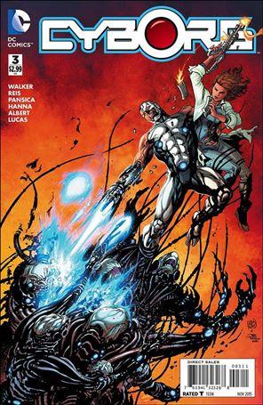 Cyborg 3-A