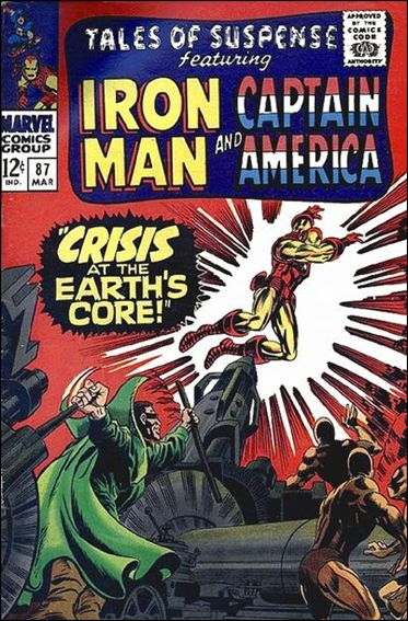 Tales of Suspense (1959) 87-A by Marvel