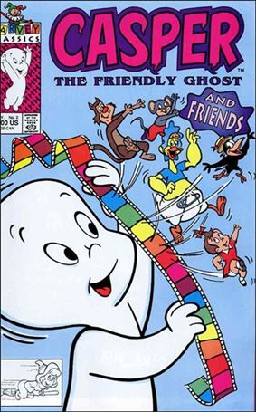 Casper the Friendly Ghost (1991) 2-A