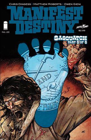 Manifest Destiny 23-A