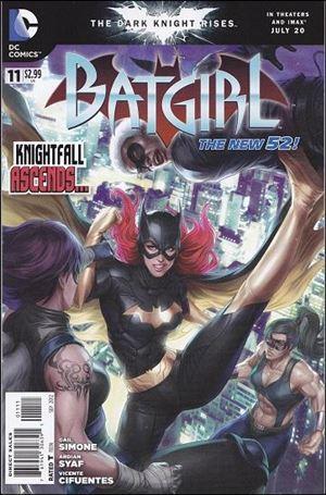Batgirl (2011) 11-A