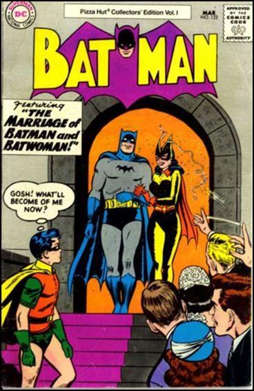 Batman (1940) 122-B by DC