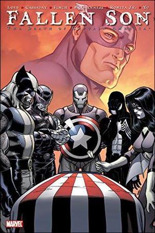 Fallen Son: The Death of Captain America nn-B