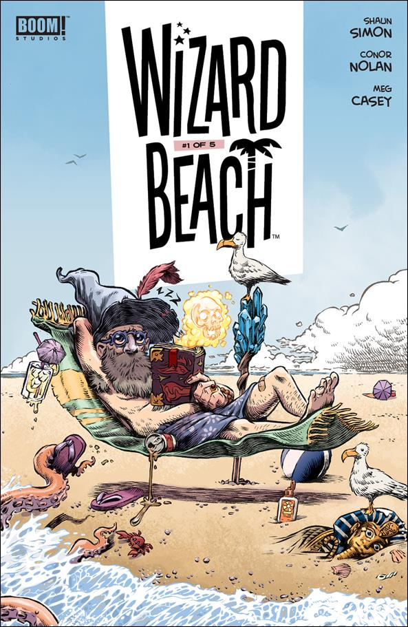 Wizard Beach 1-A by Boom! Studios
