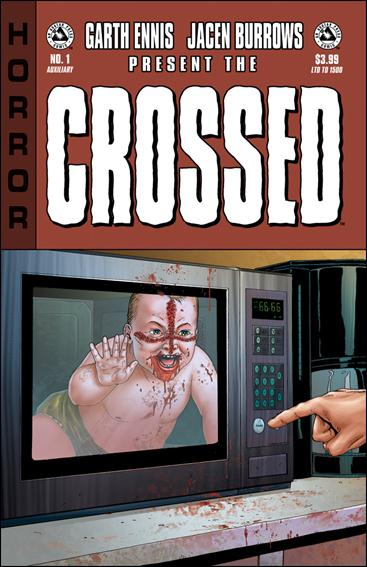Crossed: Badlands 1-K by Avatar Press