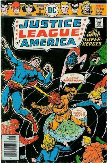 Justice League of America (1960) 133-A by DC