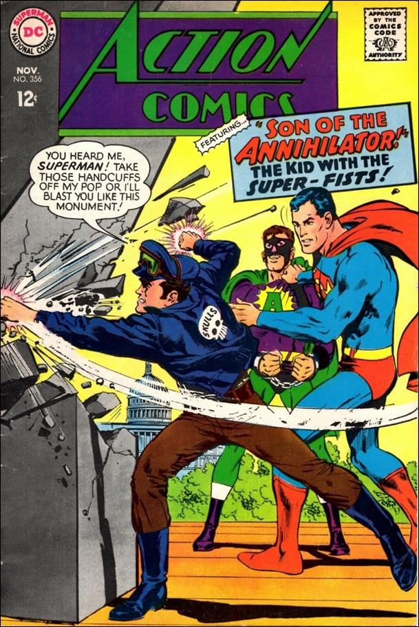 Action Comics (1938) 356-A by DC