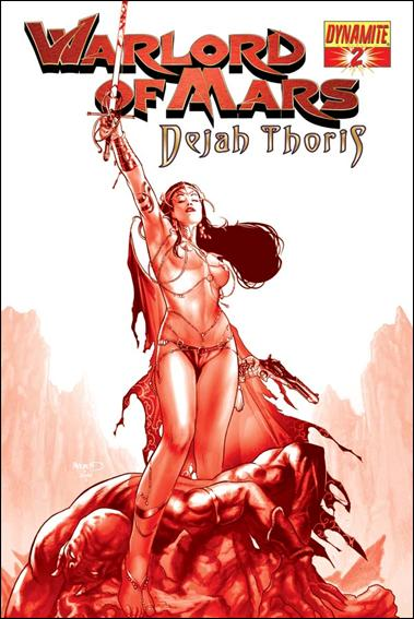Warlord of Mars: Dejah Thoris 2-F by Dynamite Entertainment