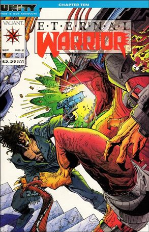 Eternal Warrior (1992) 2-A