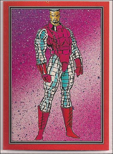 Youngblood: Series 1 (Base Set) 50-A by Comic Images