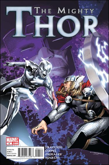 Mighty Thor 4-A by Marvel