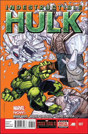 Indestructible Hulk 7-A by Marvel