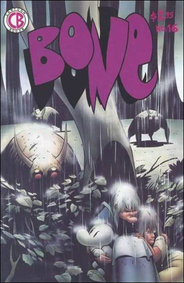 Bone (1991) 16-A by Cartoon Books