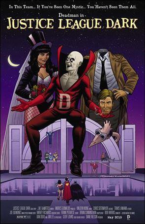 Justice League Dark 40-B