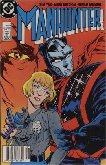 Manhunter (1988) 5-A by DC