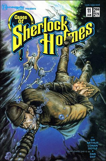 Cases of Sherlock Holmes 11-A by Renegade