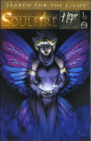 Michael Turner's Soulfire Hope 1-A by Aspen