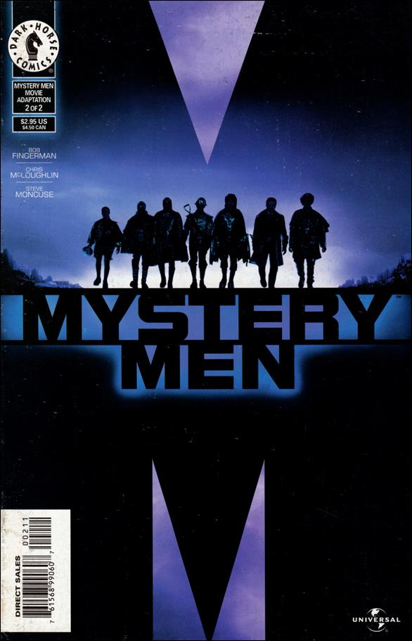 Mystery Men Movie Adaptation 2-A by Dark Horse