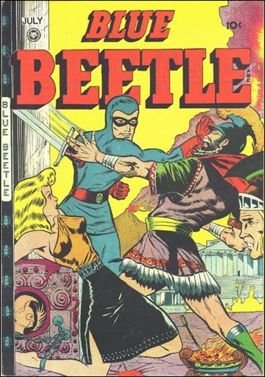 Blue Beetle (1939) 46-A by Fox