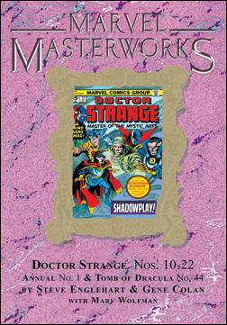 Marvel Masterworks: Doctor Strange 6-B by Marvel