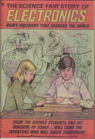 Science Fair Story of Electronics 1974-A by Tandy Corporation
