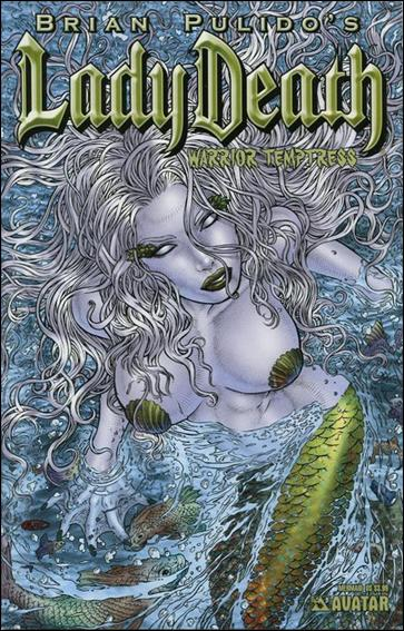 Brian Pulido's Lady Death: Warrior Temptress 1-E by Avatar Press