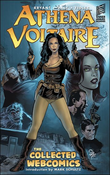 Athena Voltaire: The Collected Webcomics nn-A by Ape Entertainment