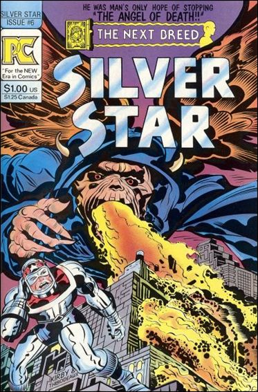 Silver Star (1983) 6-A by Pacific